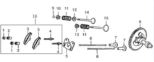 international 340 utility tractor parts diagram